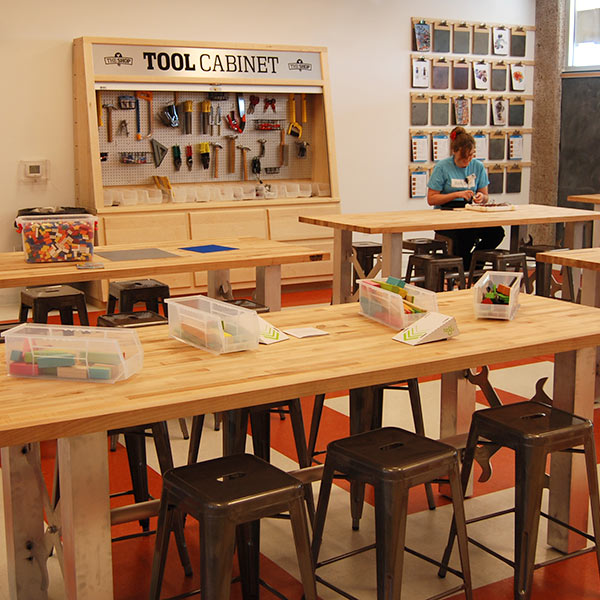 Parties In The Shop Include Full Access To Real Tools And Materials Choose One Of Three Exciting Projects That Will Allow Your Party Attendees Create A