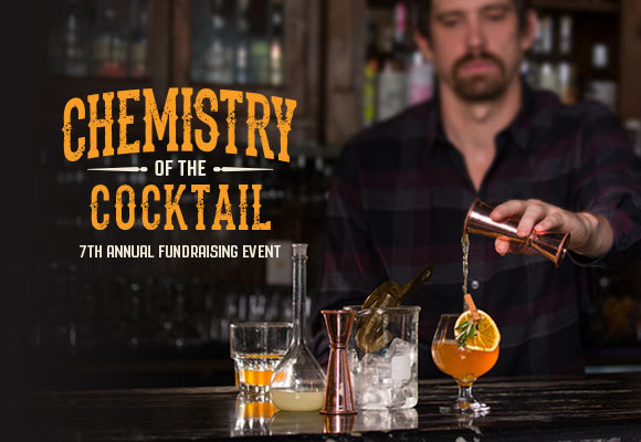 Chemistry of the Cocktail 2018