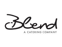 Blend Catering Logo