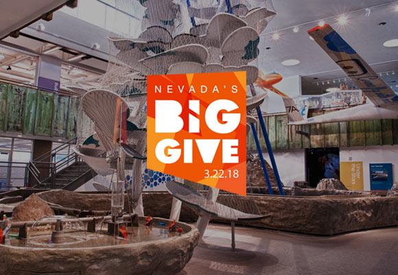 Nevada's Big Give 2018