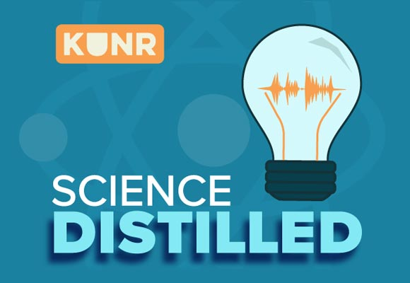 KUNR Science Distilled Podcast