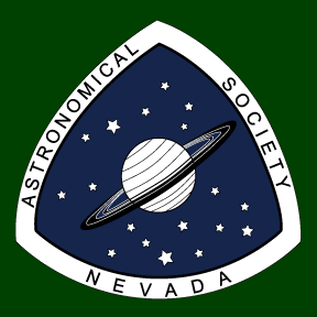 Astronomical Society of Nevada logo