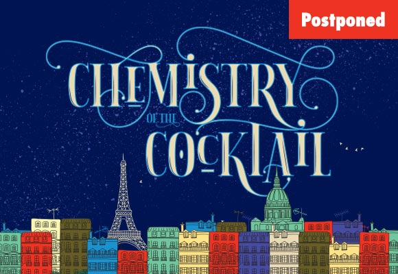 Chemistry of the Cocktail 2020 Postponed