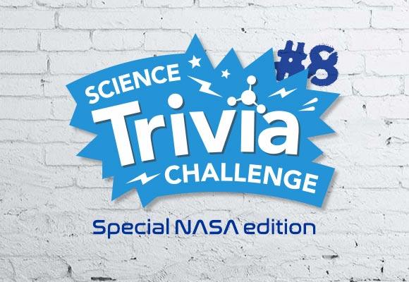 Science Trivia Challenge #8
