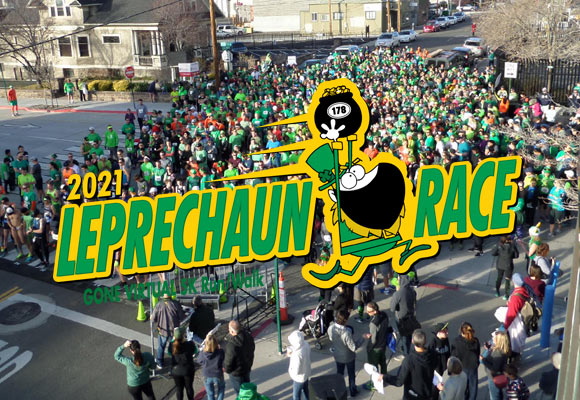 2021 Virtual Leprechaun Race