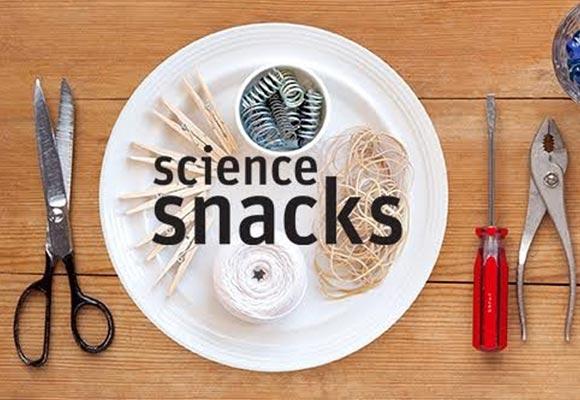 Exploratorium Science Snacks