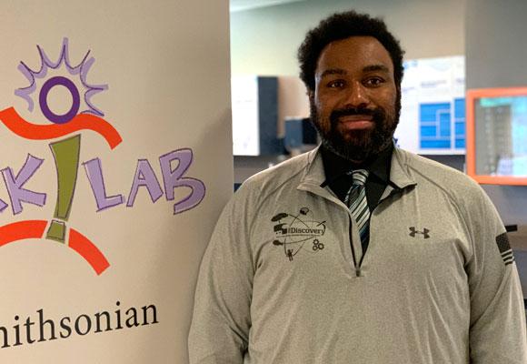 Chris White, Spark!Lab Smithsonian