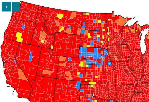 CDC COVID Data Tracker