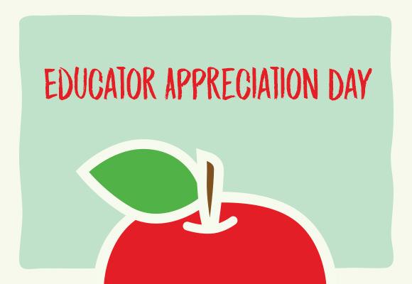 Educator Appreciation Day 2021